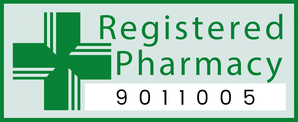 Registered Pharmacy - 9011005