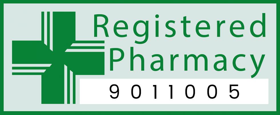 Registered Pharmacy - 9011005