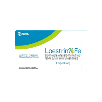 Loestrin contraception pills - Genuine Galen medication