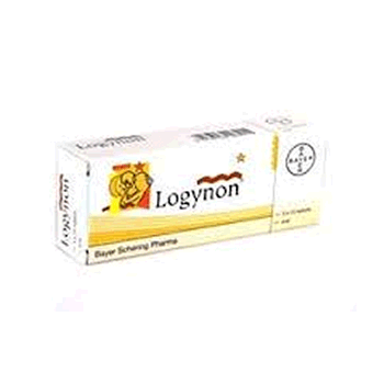 Logynon contraception tablets